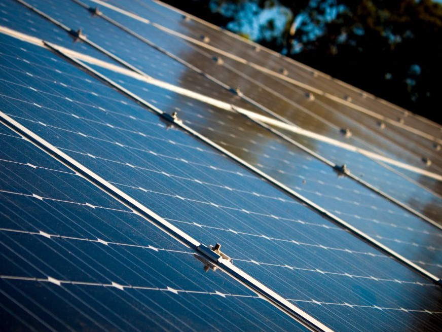 Curious about solar panels?