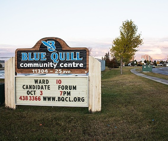 Neighborhood Profile: Blue Quill