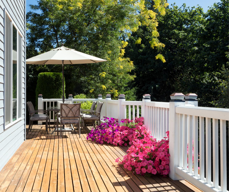 Give your Deck a Facelift